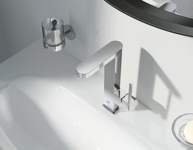 GROHE Plus Plus paa innovation plus paa design
